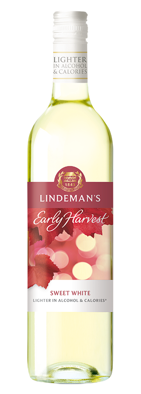 Bottle of Lindemans Early Harvest Sweet White